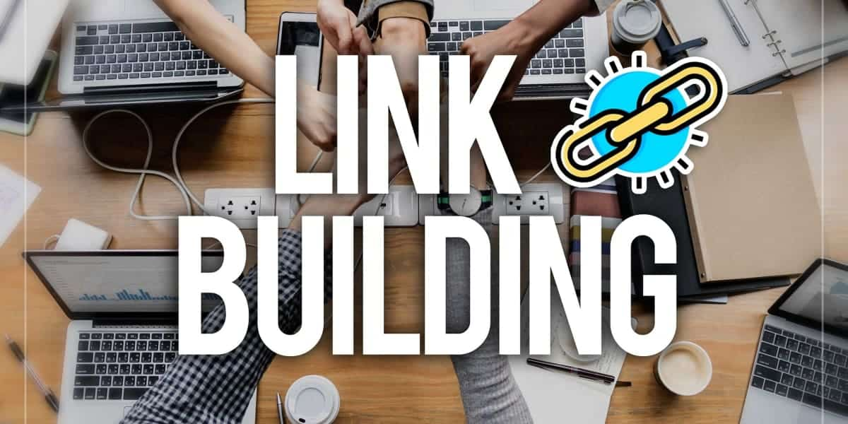 Backlink building